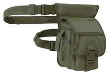 Torba BRANDIT Side Kick Bag Olive 5,3 L