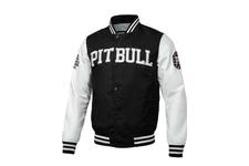 Kurtka wiosenna Pit Bull Wilson '20 Czarno / Biała