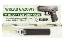 Zapasowy wkład gazu do pistoletów RMG