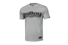 Koszulka Pit Bull Classic Boxing '20 - Szara