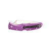 Nóż Spyderco C10FPPR Endura Flat Ground PLN Purple