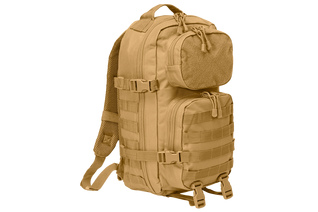 Plecak BRANDIT US Cooper Patch Medium 25L Camel