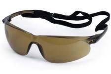 Okulary Peltor Tora brązowe
