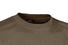 t-shirt Helikon cotton US brown