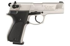 wiatrówka - pistolet WALTHER CP88 nikiel
