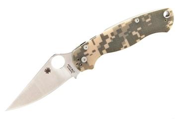Nóż Spyderco C81GPCMO2 Para Military 2 Camo G-10