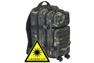 Plecak BRANDIT US Cooper Lasercut Medium Darkcamo 25L