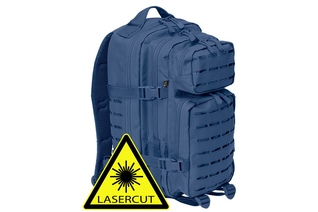 Plecak BRANDIT US Cooper Lasercut Medium Navy 25L