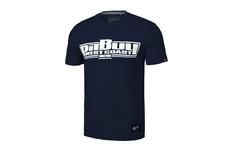 Koszulka Pit Bull Classic Boxing '20 - Granatowa