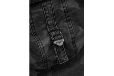 Kurtka z kapturem Pit Bull Hemlock III - Black Camo