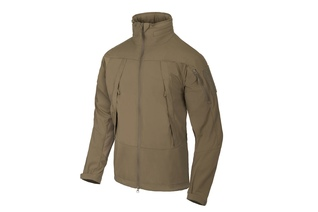 kurtka Helikon BLIZZARD - StormStretch - mud brown