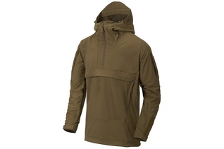 kurtka Helikon Anorak MISTRAL - Soft Shell - mud brown