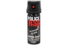 Gaz pieprzowy KKS Police RSG Foam-Piana 50ml
