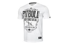 Koszulka Pit Bull Cal. Republic'20 - Biała