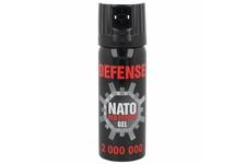Gaz pieprzowy Sharg Defence Nato Gel 2mln SHU 50ml