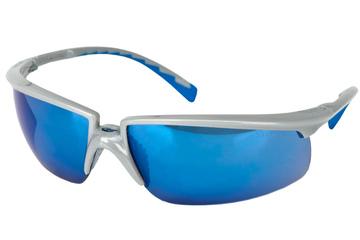 Okulary strzelecko-sportowe 3M Peltor Solus - niebieskie lustro