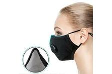 Maska ochronna na twarz FFP2 N95 PM2.5 z filtrem