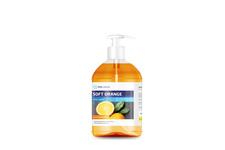 Delikatne mydło w płynie PRO-CHEM SOFT 500 ml - pomarańcza