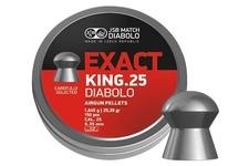 śrut 6,35 mm JSB EXACT KING 150 szt.
