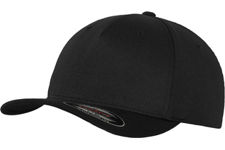Czapka BRANDIT Flexfit 5 Panel Cap Black