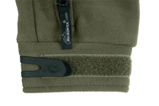 polar Helikon PATRIOT z kapturem - olive green
