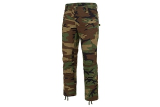 spodnie Helikon SFU NEXT Mk2 - PolyCotton Stretch Ripstop - US Woodland