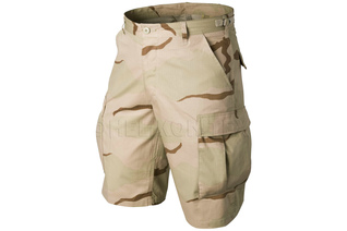 szorty Helikon BDU Cotton Ripstop us desert