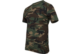 t-shirt BRANDIT Military Woodland
