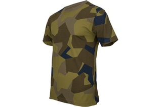 t-shirt BRANDIT Military Swedish Camo