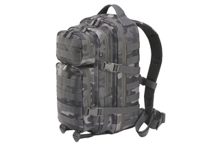 Plecak BRANDIT US Cooper Medium Grey Camo 25L