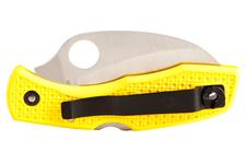 Nóż Spyderco C106PYL Tasman Salt Plainedge