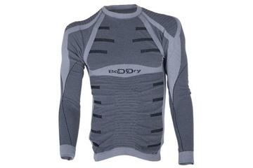 koszulka termoaktywna BodyDry Extreme Walk szara r. M