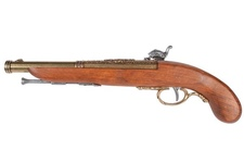 Replika francuskiego pistoletu kapiszonowego z 1872r