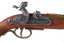 Replika pistoletu kapiszonowego BRESCIA 1825