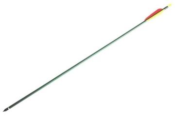 "Strzała aluminiowa Poe Lang 30"" green 2317"