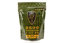 Kulki ASG Elite Force Premium 0,20g 2500 szt.
