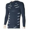 koszulka termoaktywna BodyDry Extreme Walk czarno-szara