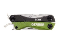 Multitool Gerber Dime green