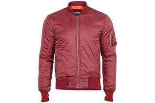 Kurtka SURPLUS BASIC BOMBER Bordeaux
