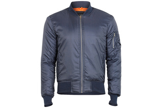 Kurtka SURPLUS BASIC BOMBER Navy