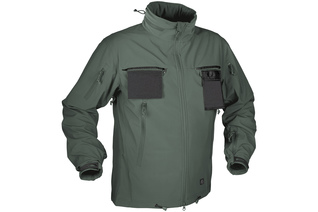 kurtka Helikon Cougar SoftShell Windblocker foliage green