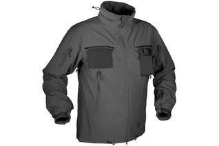 kurtka Helikon Cougar SoftShell Windblocker shadow grey