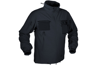 kurtka Helikon Cougar SoftShell Windblocker navy blue