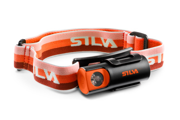 Latarka czołowa SILVA TIPI Orange