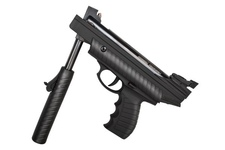 wiatrówka - pistolet jednostrzałowy HAMMERLI FIREHORNET