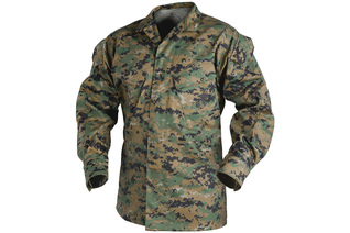 bluza Helikon USMC PolyCotton Twill digital woodland