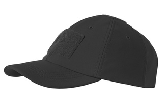 czapka Helikon Tactical Baseball Winter Cap Shark Skin czarna