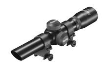 Luneta pistoletowa WALTHER 2x20 czarna