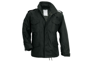 Kurtka SURPLUS US FIELDJACKET M65 Black