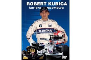 """F1. Książka """" Robert Kubica - kariera sportowa """""""